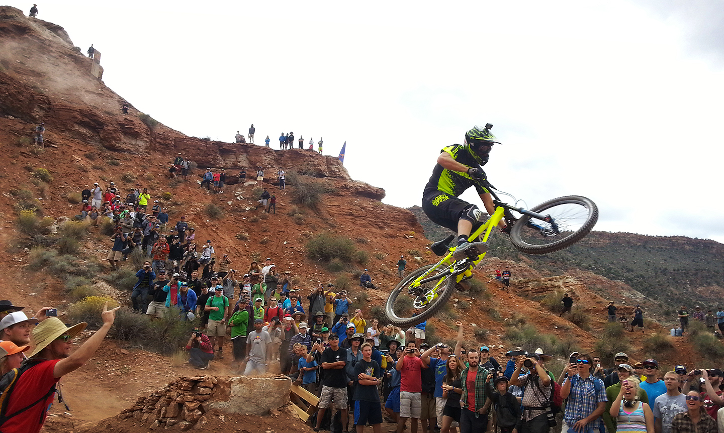 Red Bull Rampage Moab And Hospitals Spread Stoke