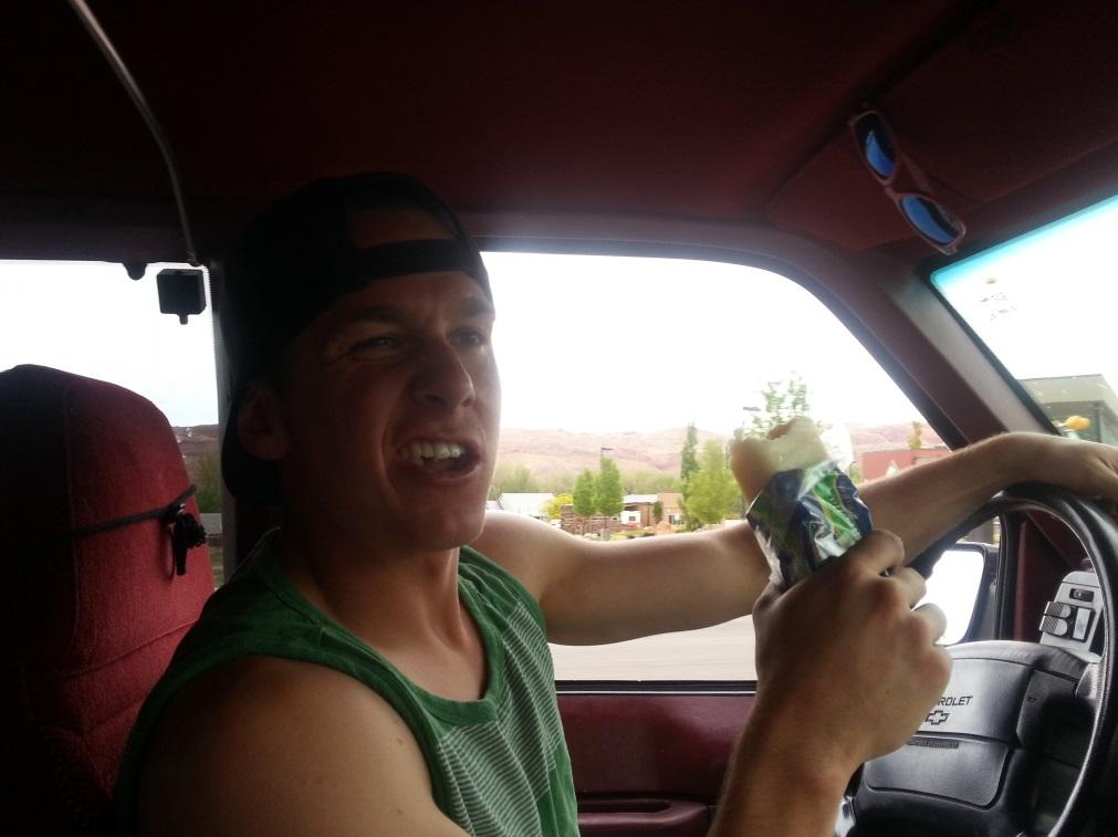 Moab BAIT climbing 03