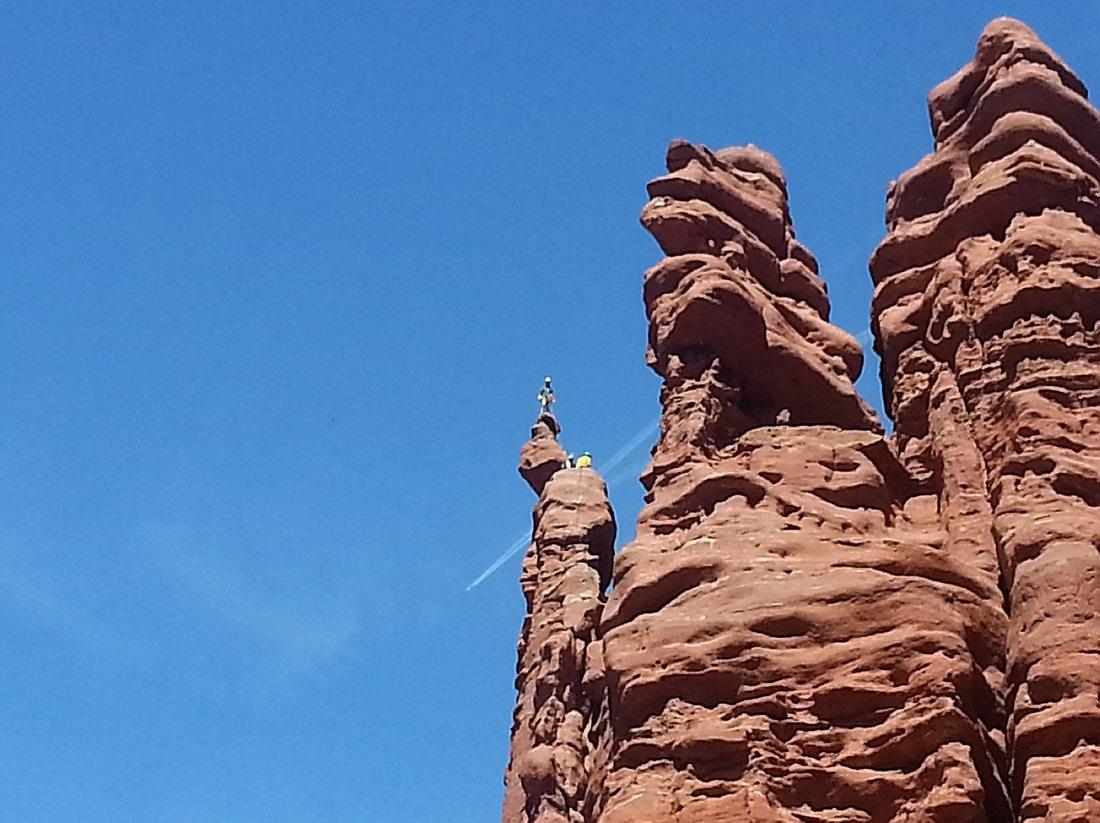 Moab Ancient Art Climbing