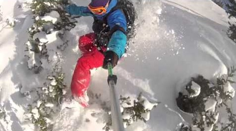 Faceshots Galore at Snowbird, Powder Mountain, Canyons, and Snowbasin