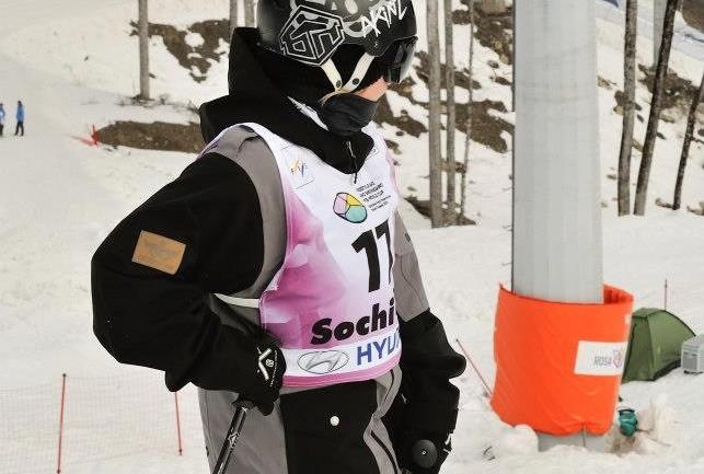 Full Throttle to Sochi Half-Pipe
