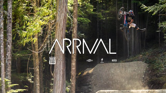 Arrival – A New Generation of Freeriders