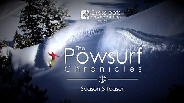 The Powsurf Chronicles Season 3 Teaser