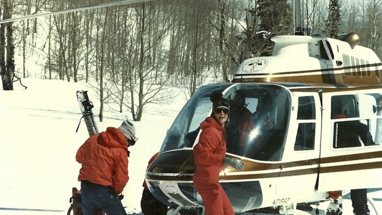 A Look Back Through Time: Ski Bumming in the 70s