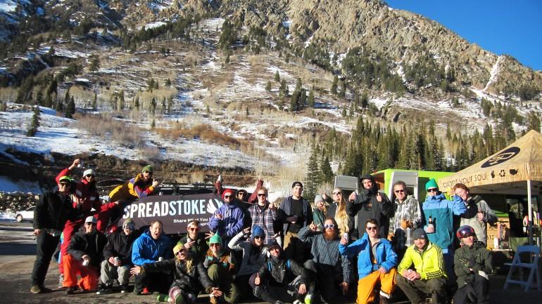 Sunday Funday #1: Droppin' Stoke on Snowbird