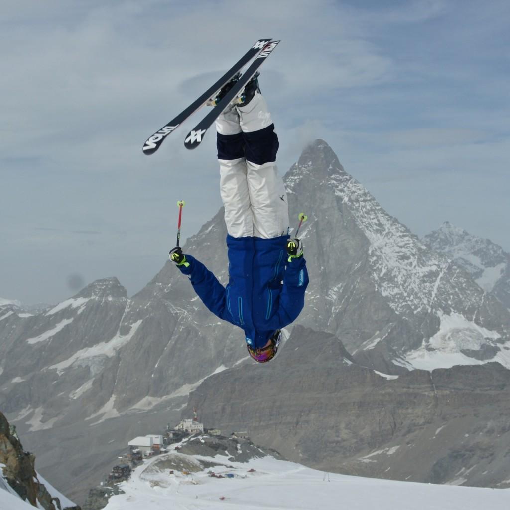 Heidi Back Layout, Zermatt 2013
