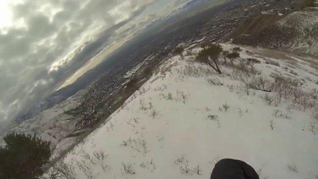 BASE: February Outdoor Flying