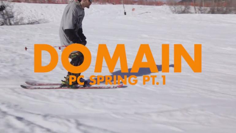 DOMAIN: Park City Spring Pt. 1