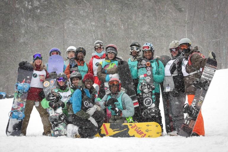 Spread Stoke - Snow Mentor 2
