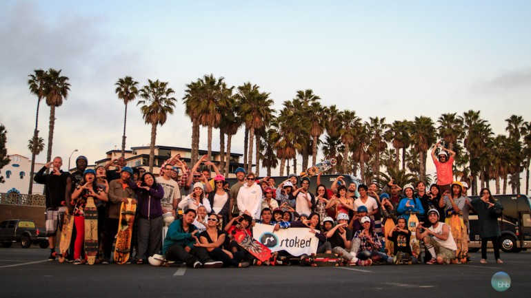 spread stoke - la group shot skate mentor(1)