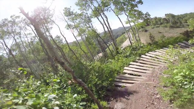 Smooth Singletrack: Opening Day at Deer Valley