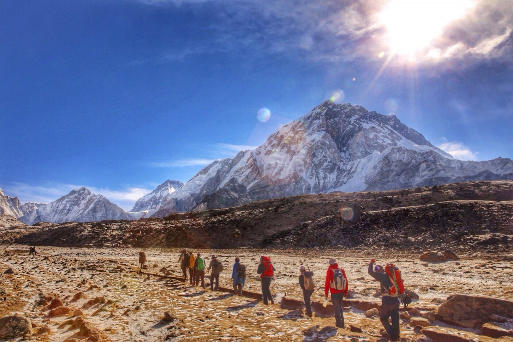 Everest Trek