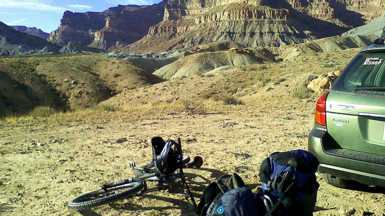 Big Mountain Freeride, A Green River Trip Report