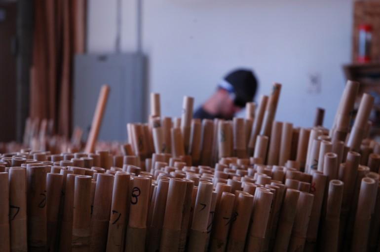Soul Poles Bamboo Ski Poles