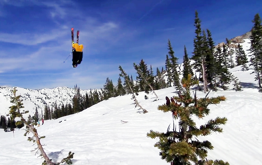 Alta, Utah: No Terrain Park Needed