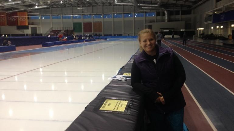 Exploring the Utah Olympic Oval
