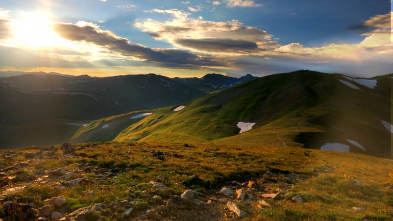 Cheat the Desk Job: Biking Loveland and Berthoud Pass