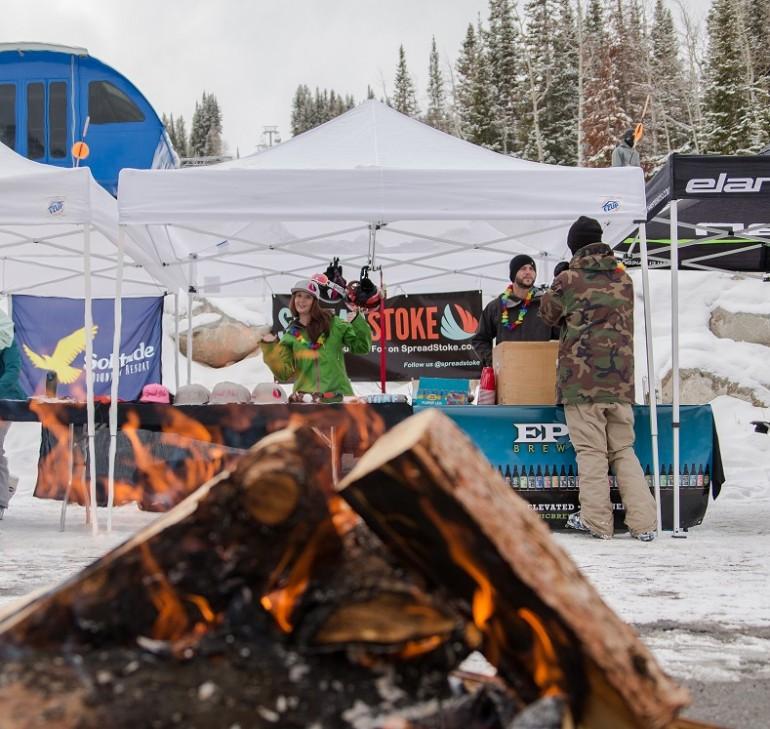 Solitude International Women's Ski Day