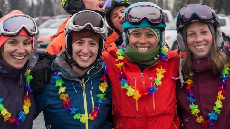 Trip Report: International Women's Ski Day at Solitude