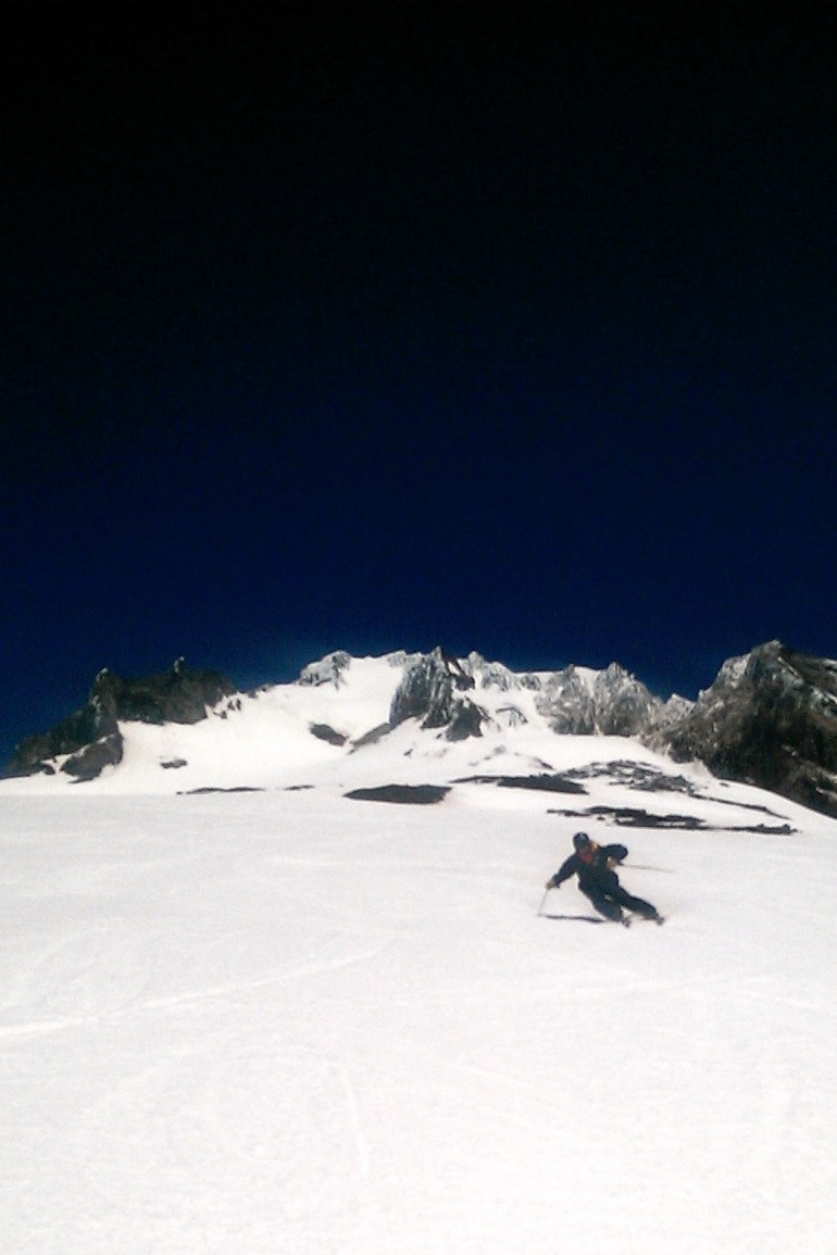 Mount Hood Skiing Summer 14