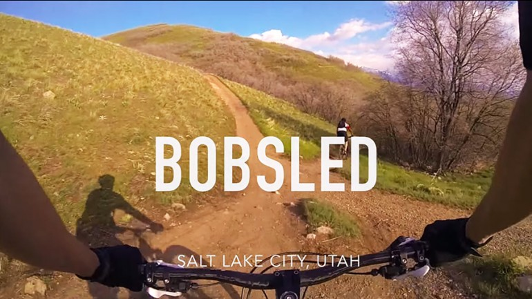 Bobsled Trail Video – Salt Lake City Utah