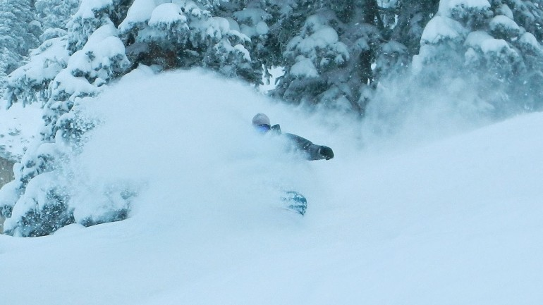 Powder Panic in Little Cottonwood Canyon