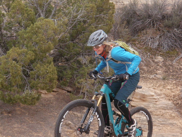 moab utah mountain biking