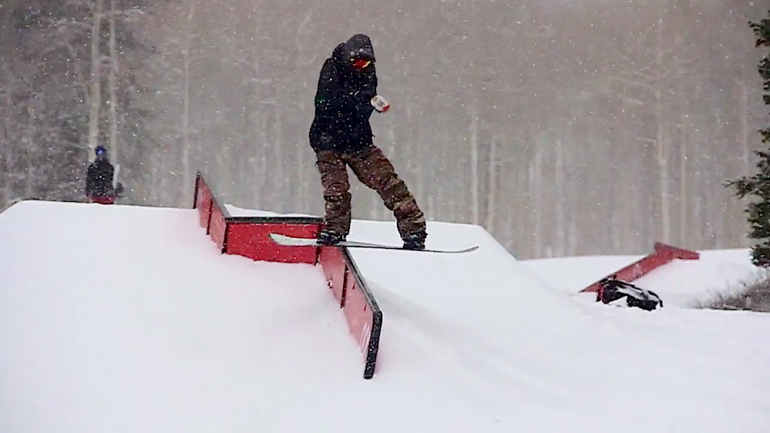 Edward Enyart 2014/15 Season Edit