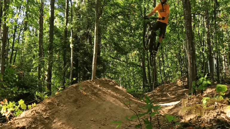 Fall Bike Edit – Marquette Michigan