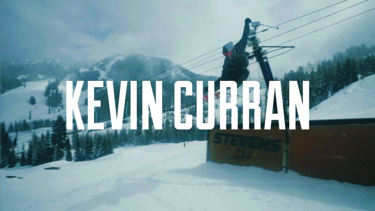 Kevin Curran Steven's Pass Park Edit