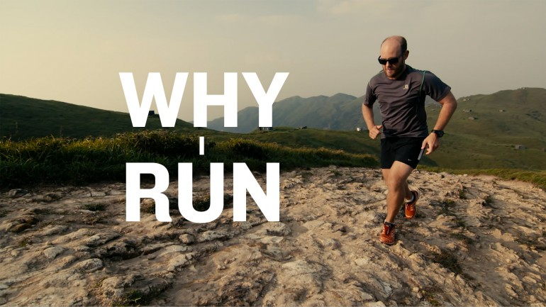 Why I Run | A Trail Running Story from Hong Kong
