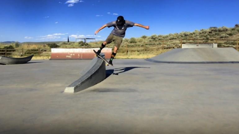 Time To Fly – Trailside Skate Park