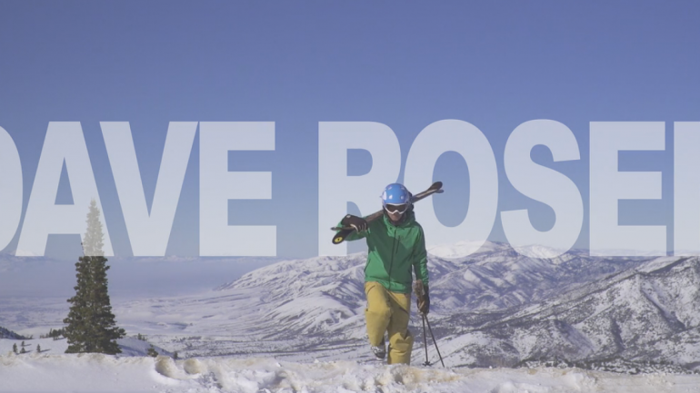 ZEAL Optics: Skier Dave Rosen