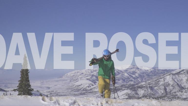 ZEAL Optics: Skier Dave Rosen