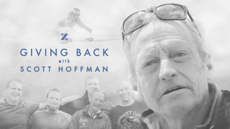 Giving Back to Ski Racing: Scott Hoffman