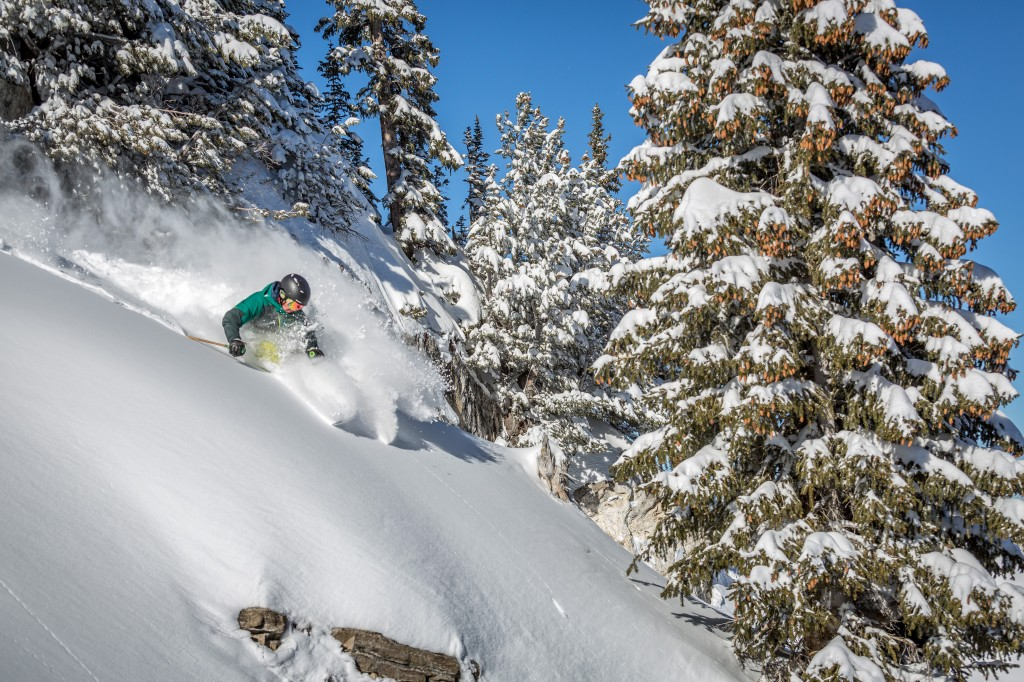 Harrison Hogan Holley at Solitude Mountain Resort | PC: Eric Dyer