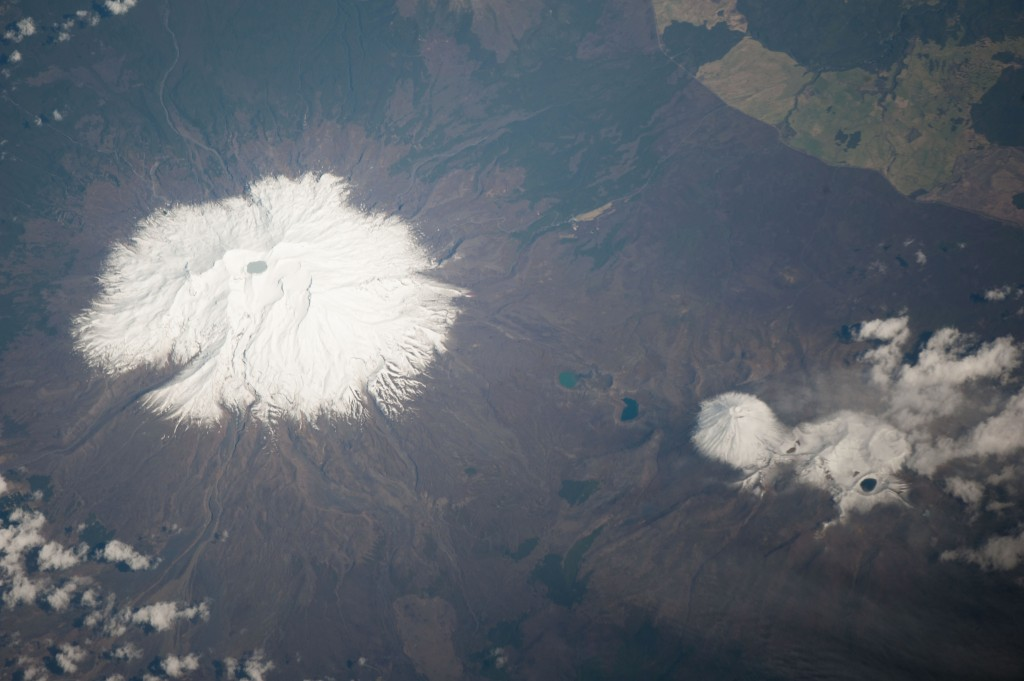 Exploring Central New Zealand Volcanoes