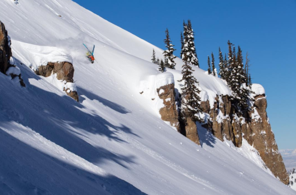 Harrison Hogan Holley at Grand Targhee Resort | Photographer: Jasper Gibson